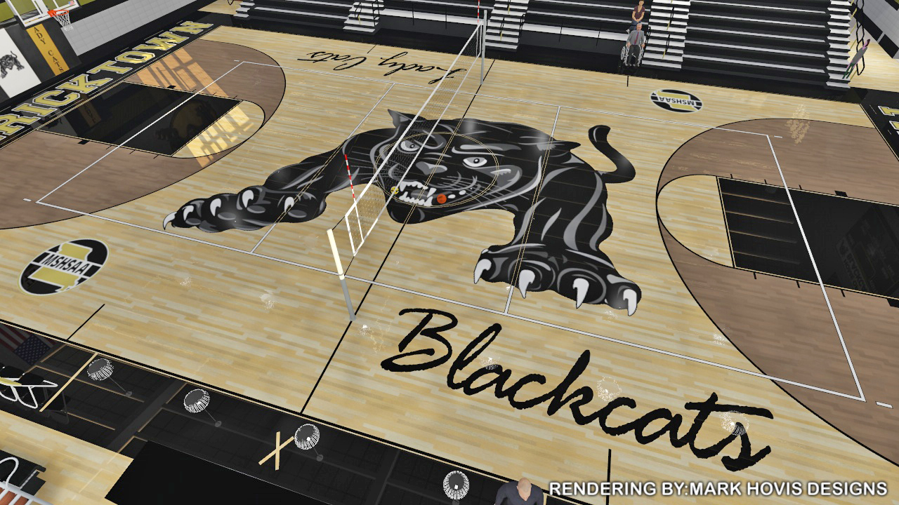 FHS Gym Floor